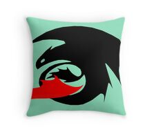 HOW TO TRAIN YOUR DRAGON - 04 Throw Pillow