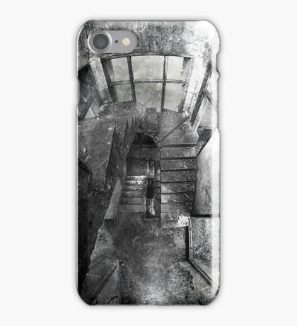 Upstairs/Downstairs iPhone Case/Skin