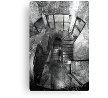 Upstairs/Downstairs Canvas Print