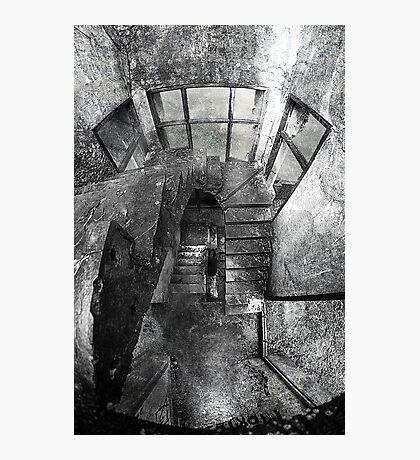 Upstairs/Downstairs Photographic Print