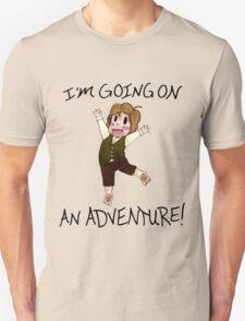 """The Hobbit: """"I'm Going on An ADVENTURE!"""" T-Shirt"""