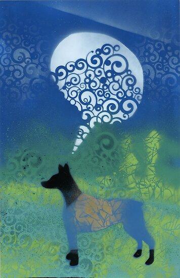 Dog Speaks by Brinoism