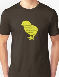 Picking on the Chickens T-Shirt