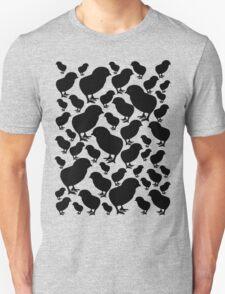 Chick Silhouette Unisex T-Shirt