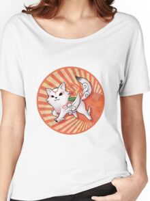 Chibiterasu Okami Women's Relaxed Fit T-Shirt