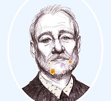 Bill Murray by Gvantsa