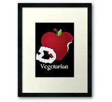 Twilight: Vegetarian Framed Print