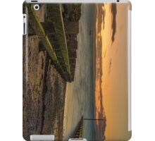 Morcombe Bay Sunset iPad Case/Skin