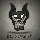 i'm batman by slipie
