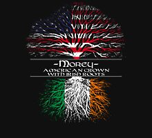Morey - American Grown with Irish Roots Unisex T-Shirt
