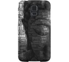 Buddha Words of Wisdom Samsung Galaxy Case/Skin