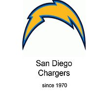 San Diego Chargers by mitchrose