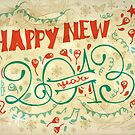 Happy New Year 2013 by ecrimaga