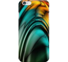 Oil Ripples iPhone Case/Skin