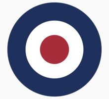 MOD Target T-Shirt by retrorebirth