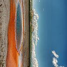 Yellowstone Hot Spring by deserttrends