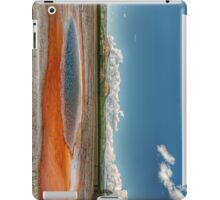 Yellowstone Hot Spring iPad Case/Skin