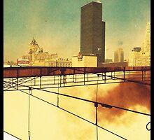 uncertain city by steve2727