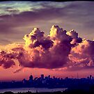 Clouds rolling by andreisky