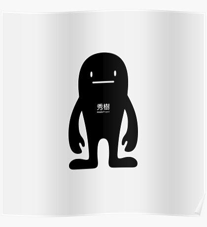 BasicDeki - Black Poster