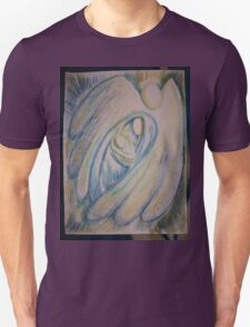 Angel Wings with Mother and Child T-Shirt