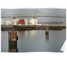 Outerbridge Crossing Poster