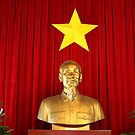 Ho Chi Minh - Reunification Palace. by geof
