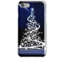 Christmas night iPhone Case/Skin