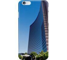 Exterior of the Wynn and Encore Hotels and resorts, Las Vegas, Nevada. iPhone Case/Skin