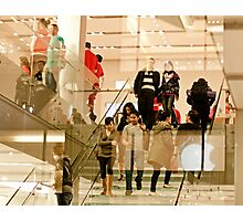 Apple Store in San Francisco Photographic Print