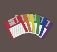 Taste the floppys disks by erndub