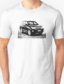 Toyota Land Cruiser 2013 T-Shirt