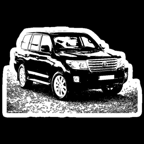 Toyota Land Cruiser 2013 by garts