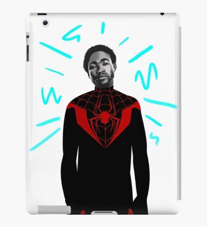 Spidey Gambino.  iPad Case/Skin