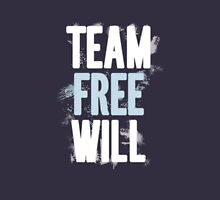 Team Free Will. Unisex T-Shirt