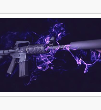 CSGO Gun Series | M4A1-S SMOKE Sticker