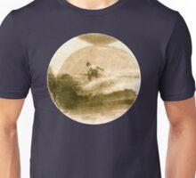Surfer - Antiqued Unisex T-Shirt