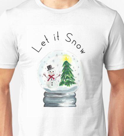 Let it Snow! Unisex T-Shirt