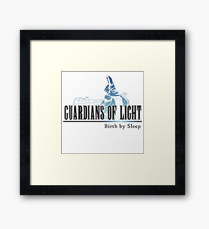 FINAL FANTASY Birth By Sleep Framed Print