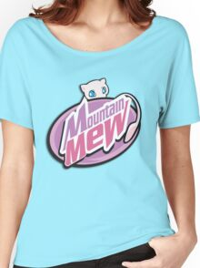 Mountain Mew Women's Relaxed Fit T-Shirt