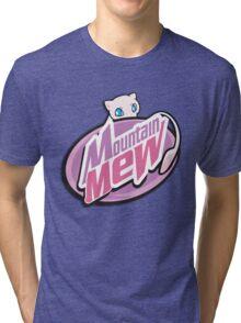Mountain Mew Tri-blend T-Shirt
