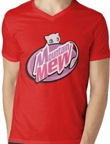 Mountain Mew Mens V-Neck T-Shirt