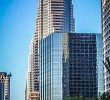LA Reflections by Russell Charters