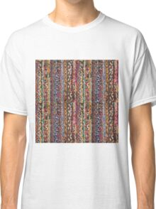 Patchwork rug Classic T-Shirt