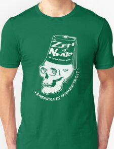ZON Dispatches (white ink) Unisex T-Shirt