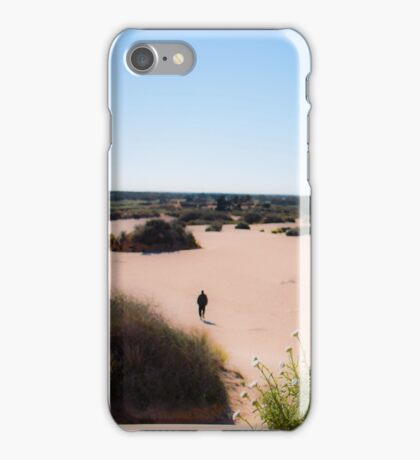 Desert Wanderer iPhone Case/Skin