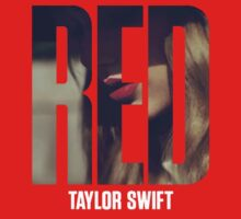 Taylor Swift RED Shirts  by Double-T