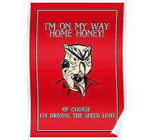 Vanoss Driving Poster