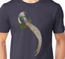 Lady Amherst's Pheasant Unisex T-Shirt