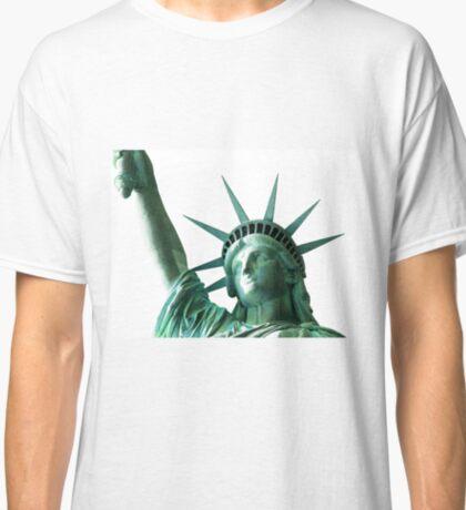 Lady Liberty Classic T-Shirt